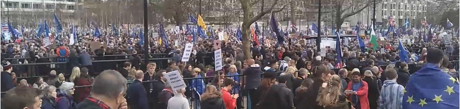 People's vote march 23rd March 2019