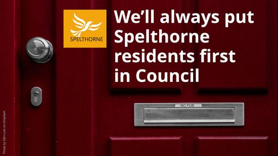 Front Door (Spelthorne Liberal Democrats)