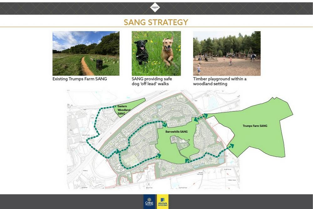Longcross Garden Village Slide 8