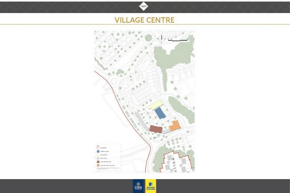 Longcross Garden Village Slide 14