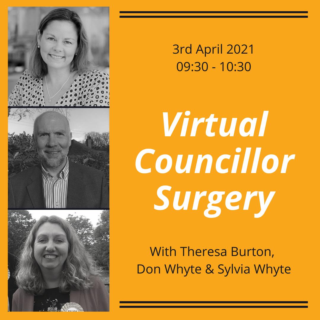 Councillor Surgery Ad